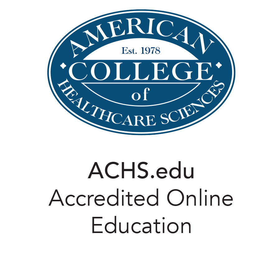 American College of Healthcare Sciences ACHS.edu - Premium Listing