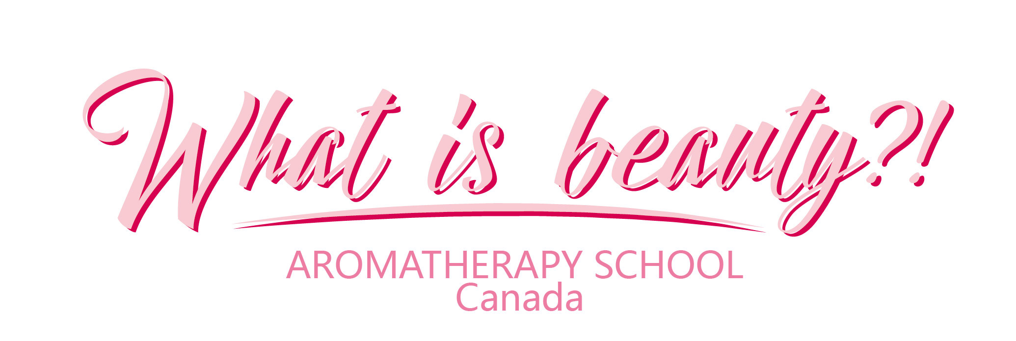 What is Beauty?! Aromatherapy School