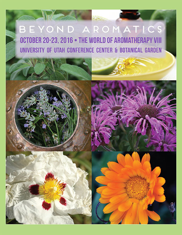 Beyond Aromatics Conference 2016 :The World of Aromatherapy VIII