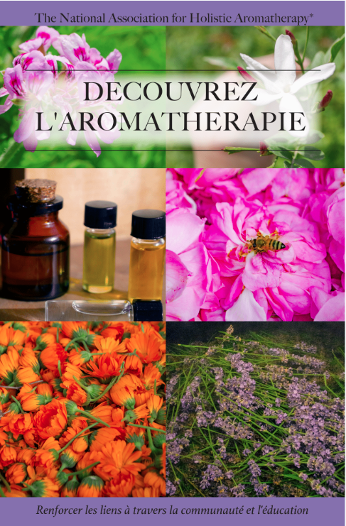 Explore Aromatherapy Booklet (French) PDF DOWNLOAD ONLY