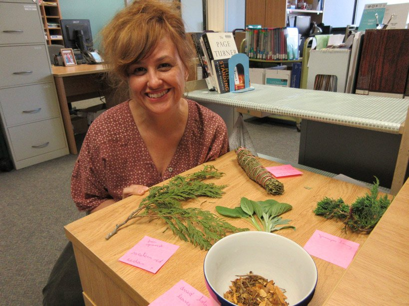 NAHA Webinar: Protecting White Sage, its Pollinators, and its use in Indigenous Communities