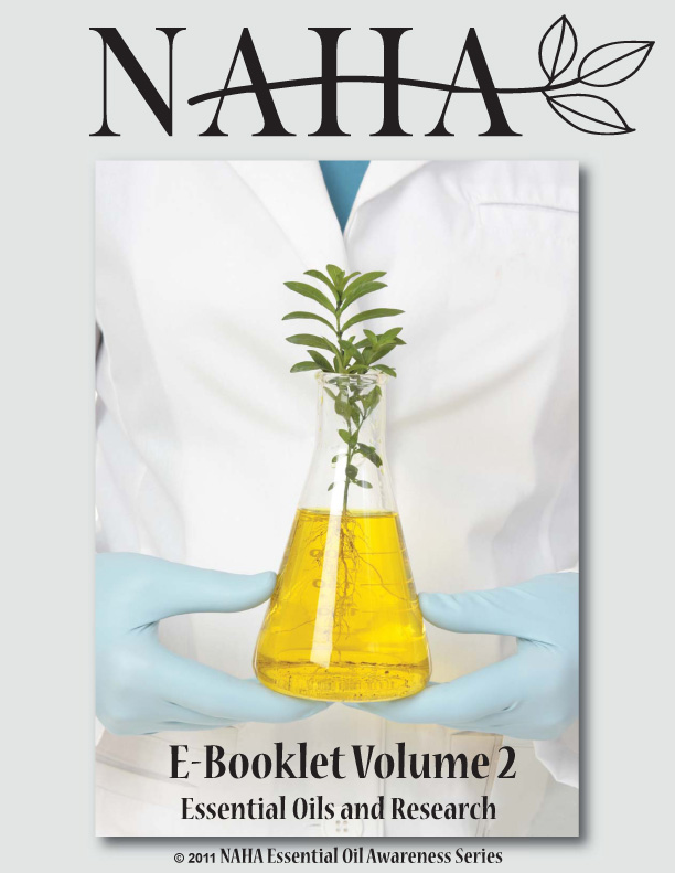 NAHA E-Booklet Volume 2: Essential Oils and Research