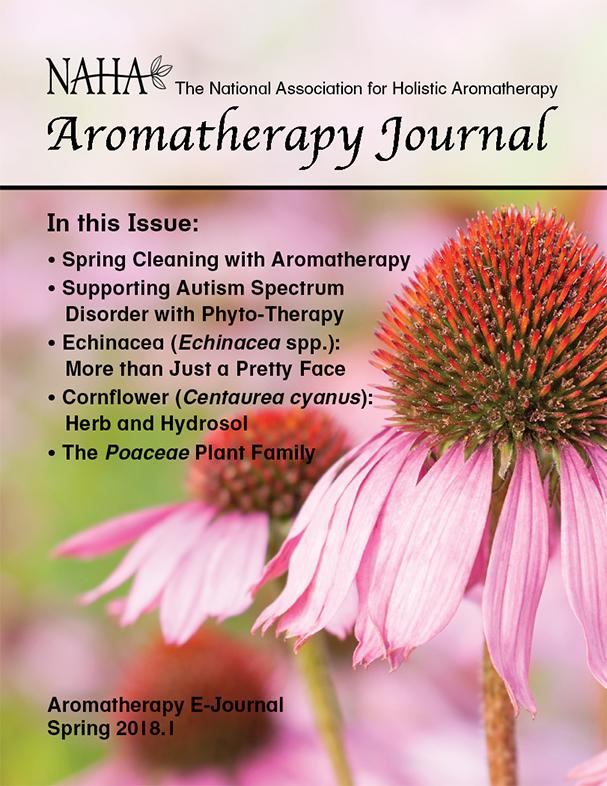 NAHA Aromatherapy Journal Spring 2018.1
