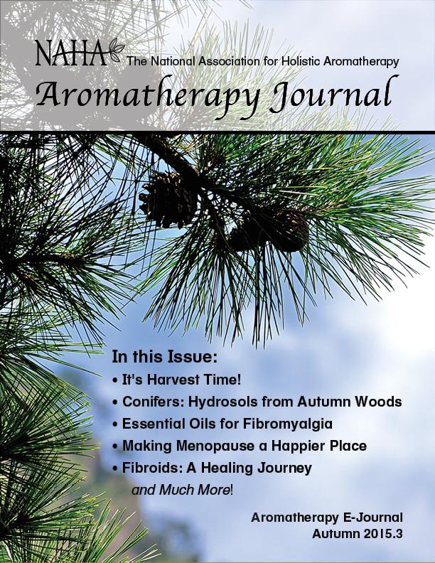 NAHA's Aromatherapy Journal Autumn 2015.3