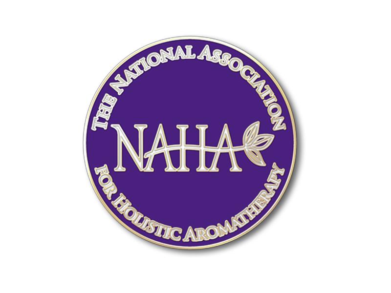 NAHA Logo Lapel Pin