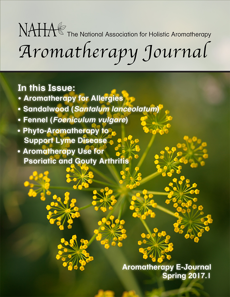 Aromatherapy E-Journal Ad