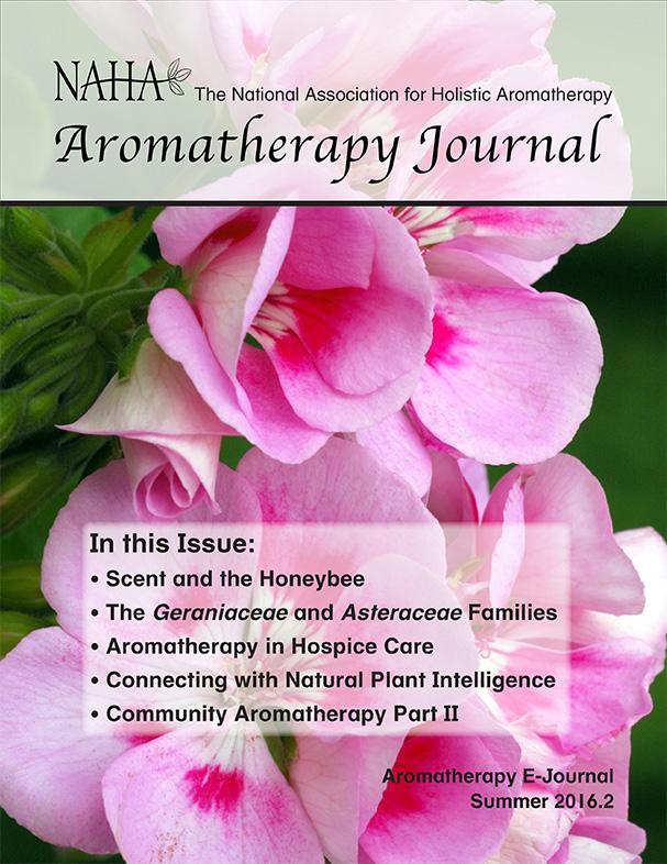 NAHA Aromatherapy Journal Summer 2016.2