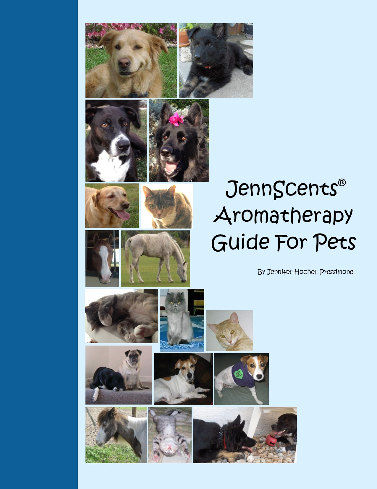 JennScents Aromatherapy Guide for Pets