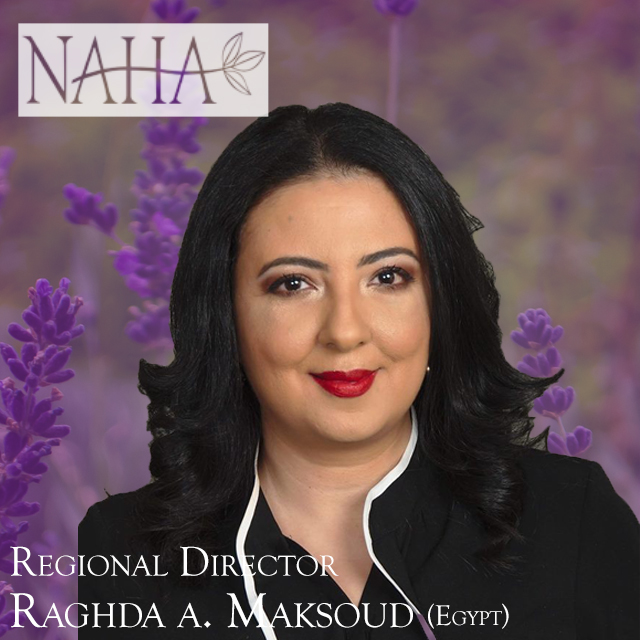 NAHA Webinar Registration: Exploring Essential Oils from Egypt