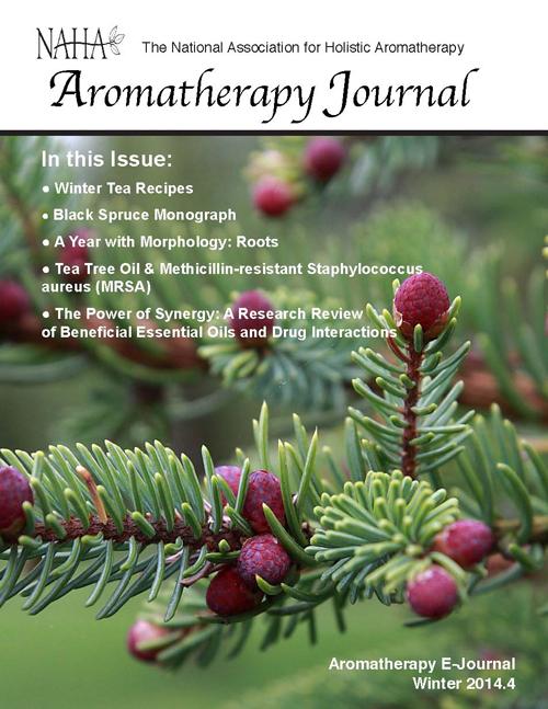 NAHA's Aromatherapy Journal Winter 2014.4