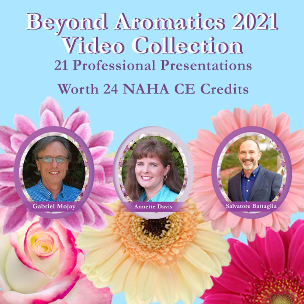 Beyond Aromatics 2021 Video Collection