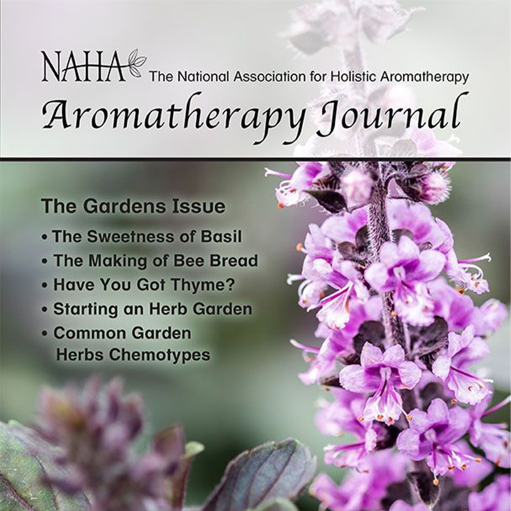 NAHA Spring Journal 2021.1: The Gardens Issue
