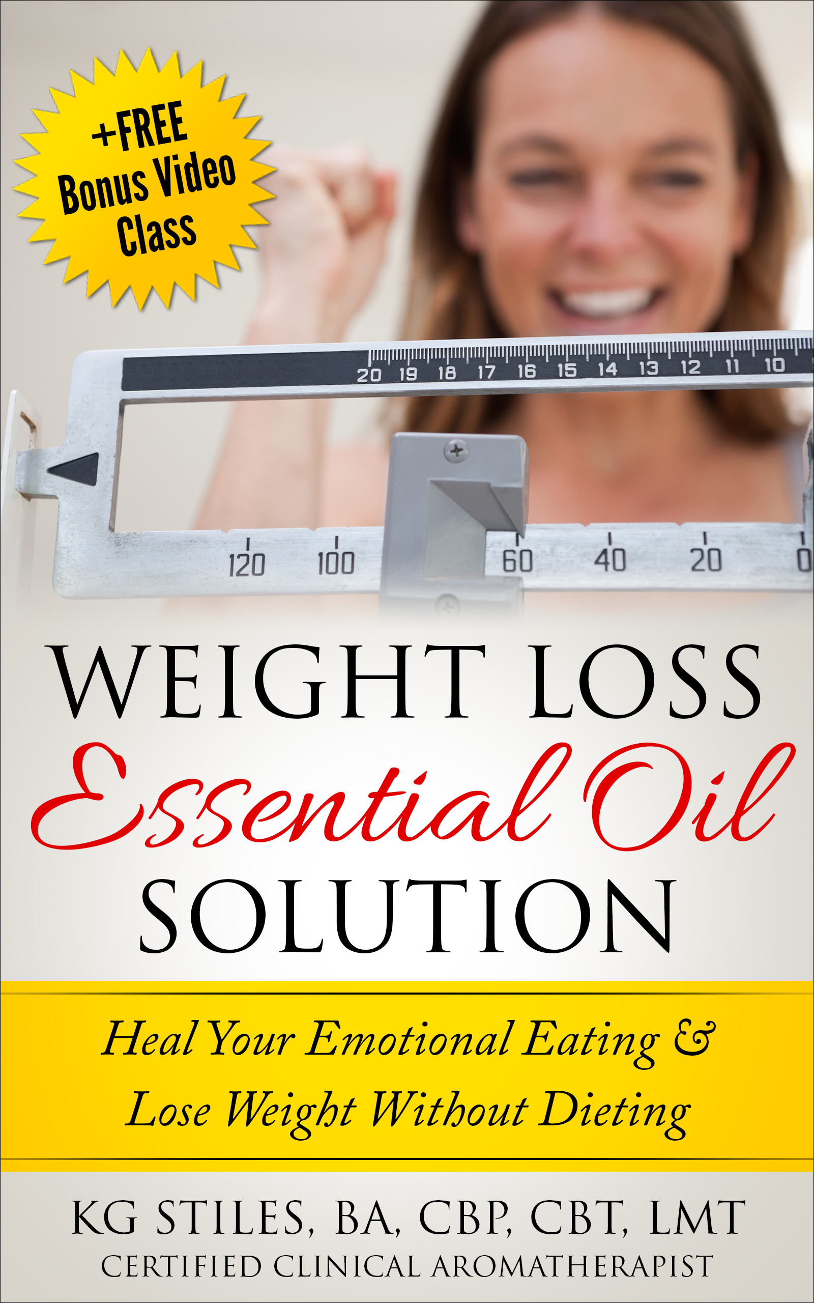 Weight Loss Essential Oil Solution