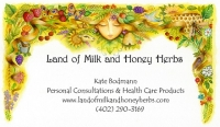 Land of Milk & Honey Herbs - Premium Listing
