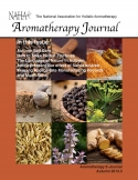 NAHA's Aromatherapy Journal - Autumn 2013.3