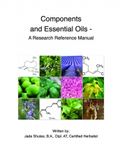 Components and Essential Oils - A Research Reference Manual