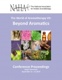 NAHA's Beyond Aromatics Conference Proceedings