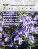 NAHA Aromatherapy Journal Autumn 2017.3