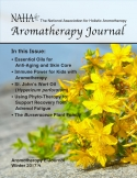 NAHA Aromatherapy Journal Winter 2017.4