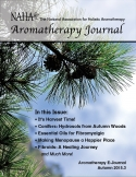 NAHA's Aromatherapy Journal Autumn 2015.3