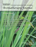 NAHA's Aromatherapy Journal Summer 2015.2