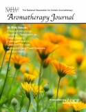 NAHA's Aromatherapy Journal Spring 2014,1