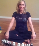 Susan Cannon, Registered Aromatherapist and Yoga Instructor (RYT200)