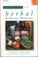Creating An Herbal Body Care Business