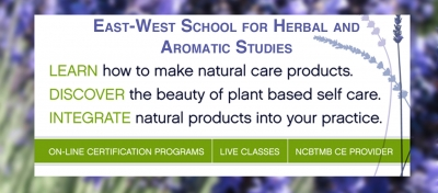 East-West School for Herbal & Aromatic Studies